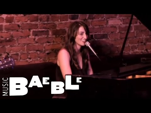 Sara Bareilles - King Of Anything || Baeble Music