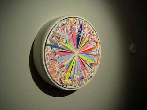 Explosion Spinners by Kelsey Brookes at New Image Art  2010