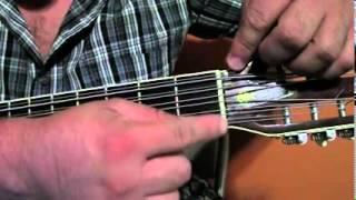 guitarra de 12 cuerdas,se hace bajo quinto