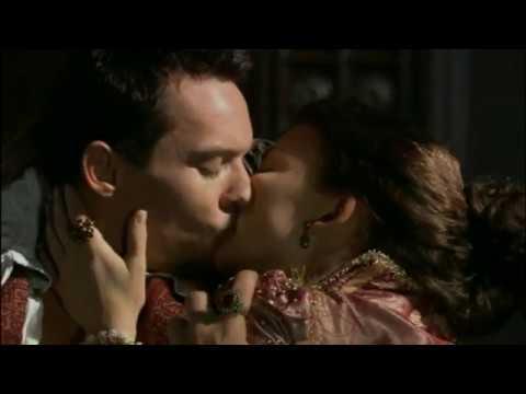 Henry VIII & Anne Boleyn's all kisses (The Tudors)