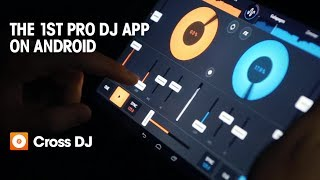 Cross DJ for Android | Introduction