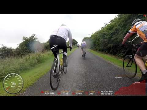 An Post Meath Heritage Cycle Tour 2016 100K - Front Camera