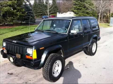 Tribute to my Jeep Cherokee 1991 - YouTube