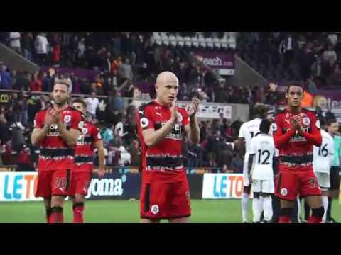 MATCH DAY: Swansea City vs Huddersfield Town