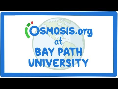 Osmosis.org at the Bay Path University in Massachusetts
