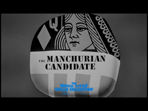 The Manchurian Candidate (1962) title sequence