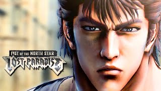 Fist of the North Star: Lost Paradise – Combat Gameplay Trailer