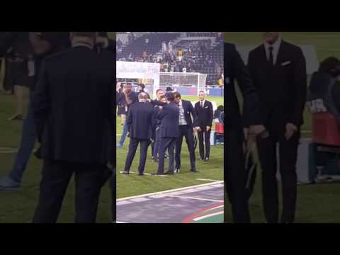 massimiliano allegri angry with Marotta-Paratici after Italian Super Cup 2016