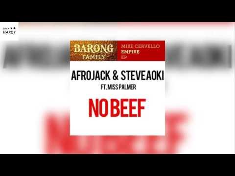 Afrojack & Steve Aoki Vs Mike Cervello & Alvaro-No beef vs Empire(Afrojack Mashup/Dan Hardy Remake)