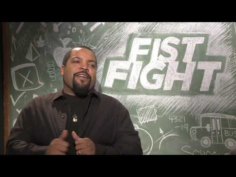 Ice Cube Fist Fight Interview