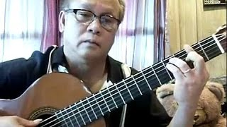 Lời Gọi Chân Mây (Lê Uyên Phương) - Guitar Cover by Hoàng Bảo Tuấn