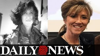 Southwest pilot Tammie Jo Shults praised for calmly landing plane after engine exploded