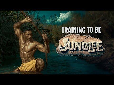 Junglee | Training To Be Junglee | Vidyut Jammwal
