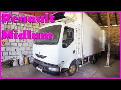Осмотр Iveko Daily III и Renault Midlum на 2, 3 и 4 тонны грузоподъемности/