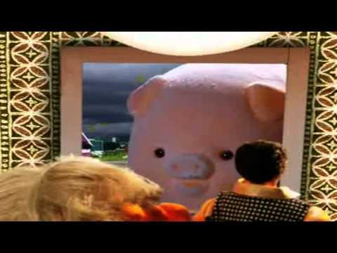 Gulesider: Ruth og Bamse, Ca. 1000. Reklame fra 2002. (Norwegian commercial)
