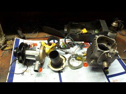Замена свечи и сеточки Eberspäher Airtronic D2 How To Change Glow Plug
