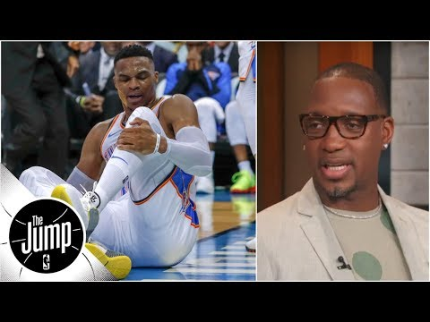 Russell Westbrook ankle injury not concerning for Thunder - Tracy McGrady