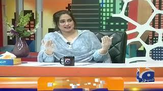 Khabarnaak | Ayesha Jehanzeb | 15th May 2020 | Part 04
