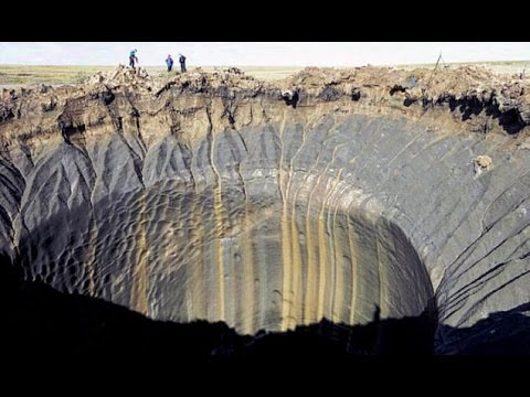 Cráteres en Siberia: los científicos no tienen una explicación