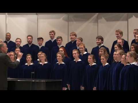 Concordia Choir: Singet dem Herrn ein neues Lied