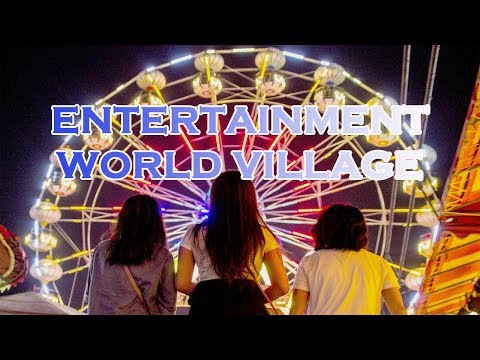 Entertainment World Village December 2018|Lusail Doha Qatar |Annebecious