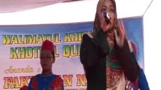 ELSHIDA SEMARANG// QOSIDAH INDONESIA// WAJAH AYU