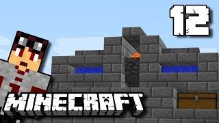 Farm Cobblestone Sederhana  - Minecraft Survival #12