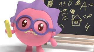 Малышарики - Новые серии - Волшебная палочка  (Серия 91) Развивающие мультики для самых маленьких