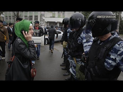 Crimea: Kremlin Mistreats Minorities