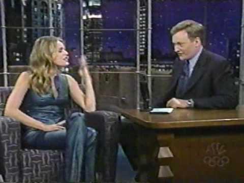 Rebecca Romijn interview 2000