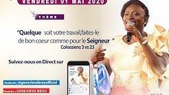 'ACTION DE GRACE POUR LES TRAVAILLEURS '