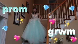 PROM 2019 Get Ready With Me! | Kelli Maple