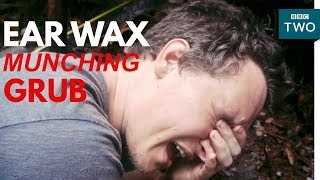 Jungle grub eats ear wax! - My Year with the Tribe - BBC Two