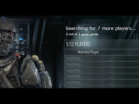 Matchmaking-Server mw2