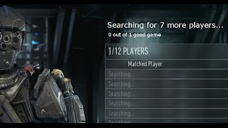 Cod Advanced Warfare Multiplayer PS3 - You die very fast + Connection Issues (Watch in 60fps)