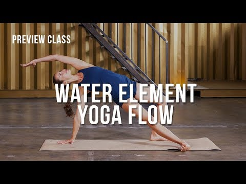 Yoga Class to Connect With Your Water Element (Sample Class)