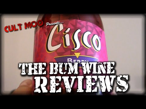 Cisco Berry - The Bum Wine Reviews - Ep5