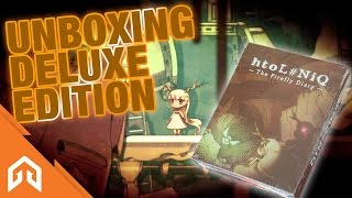 Unboxing htoL#NiQ -The Firefly Diary- Deluxe Edition | Games In Asia Indonesia
