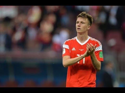 Gol De Golovin - Rússia 5 X 0 Arábia Saudita - Narração De Nilson Cesar
