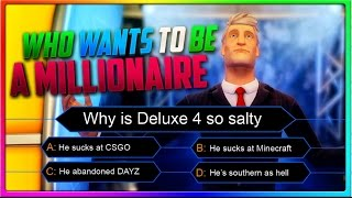 Who Wants to be a Millionaire! - Game Shows with Sidearms!