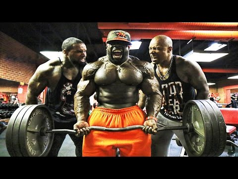 MONSTA BICEPS - Kali Muscle + Thai + The Beast