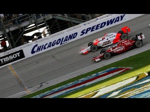 2008 Peak Antifreeze & Motor Oil IndyCar 300 at Chicago