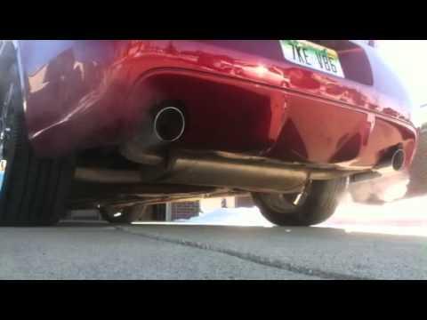 2009 Pontiac g6 gxp exhaust clip