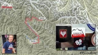 Relacja z Polskiej Letniej Wyprawy na K2 (25 VI 2017)