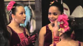 Frozen-themed Ballet Performance and Dance Expressions - LMDA