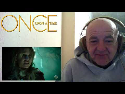 Once Upon A Time Reaction 7x01 Hyperion Heights REUPLOAD