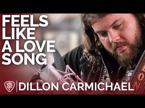 Dillon Carmichael - Feels Like A Love Song (Acoustic) // The George Jones Sessions