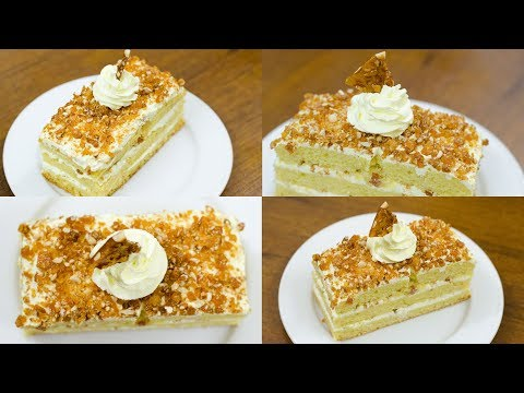 EGGLESS BUTTERSCOTCH PASTRY l WITHOUT OVEN l N'Oven