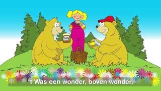 Ik zag twee beren broodjes smeren - Kinderliedjes van Vroeger