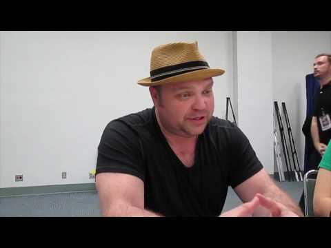 Drew Powell for Gotham at Wondercon 2017